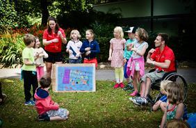 Children's Activities - Story Telling