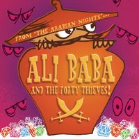 Illyria's Production of Ali Baba and the 40 Thieves