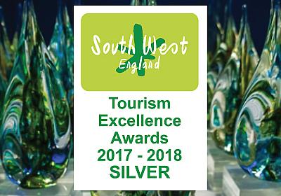 Success at South West Tourism Awards 2017-18