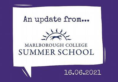Summer School 2021 Postponed
